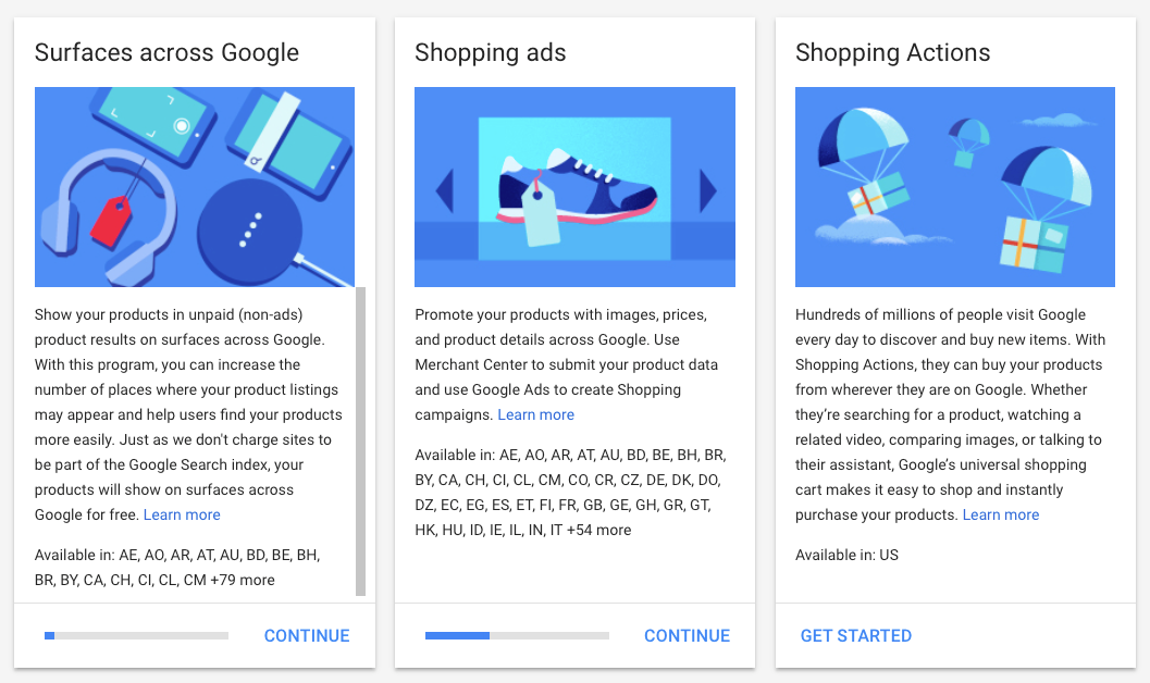 Newcomer's Guide to Google Shopping